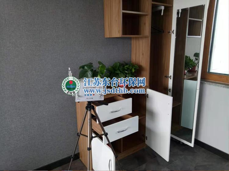 雷火电竞官网app凯帝京都甲醛检测